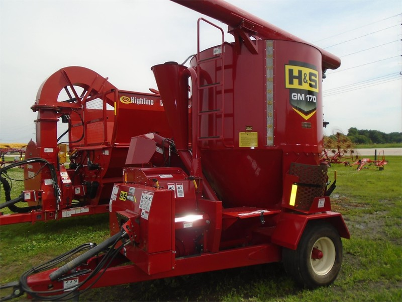 H & S GM170 Grinders and Mixer