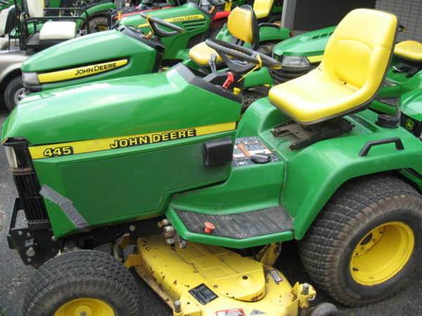 John Deere 445 >> John Deere 445 Lawn And Garden For Sale Machinery Pete