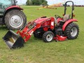 2014 Case IH Farmall 35C Under 40 HP