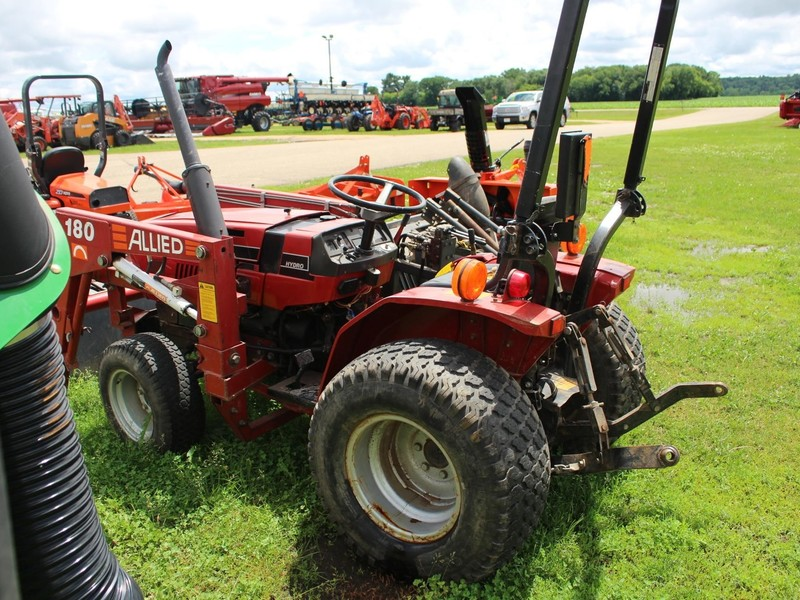 1988 Case IH 235 Tractor
