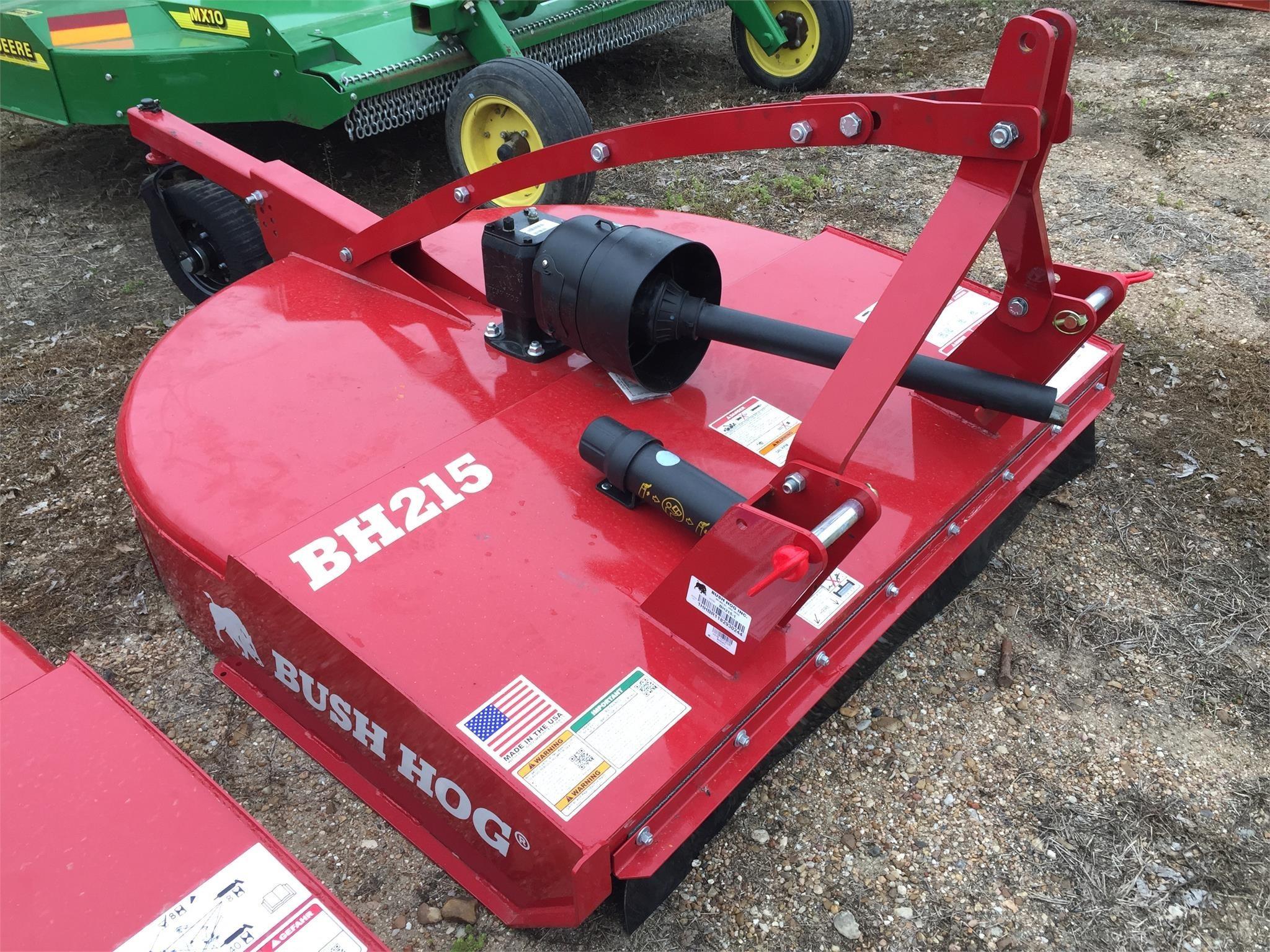 2022 Bush Hog BH215 Rotary Cutter