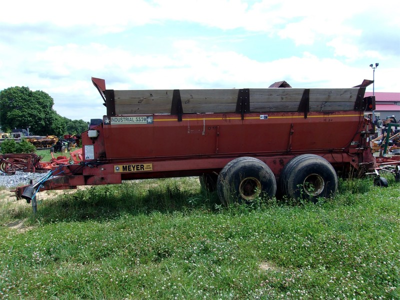 Used Manure Spreaders for Sale