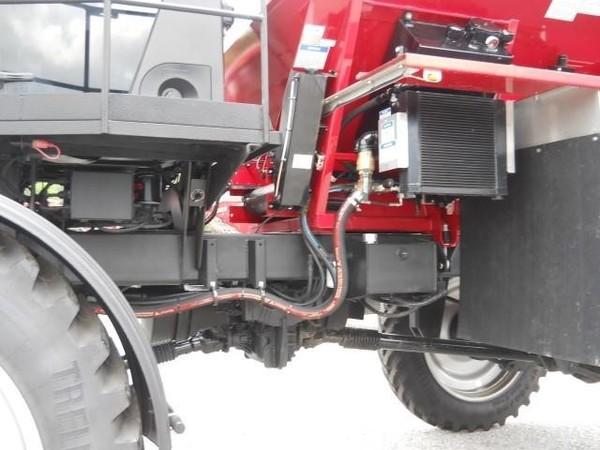 2012 RBR Enterprise Venturi 350 Self-Propelled Fertilizer Spreader