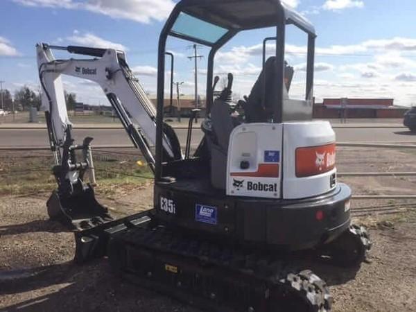 2019 Bobcat E35i Backhoe - Loretto, Minnesota | Machinery Pete