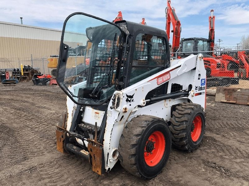 Used Bobcat S630 Skid Steers for Sale | Machinery Pete