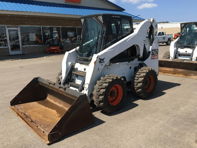 Used Bobcat S250 Skid Steers for Sale | Machinery Pete