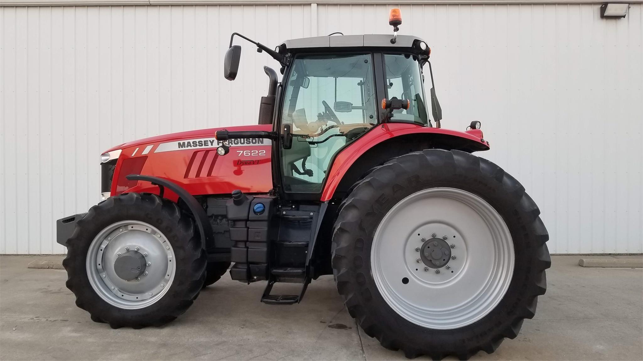 2014 Massey Ferguson 7622 Tractor
