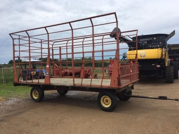 Used Meyer Bale Wagons and Trailers for Sale | Machinery Pete
