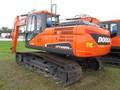 2018 Doosan DX225 LC-5 Excavators and Mini Excavator