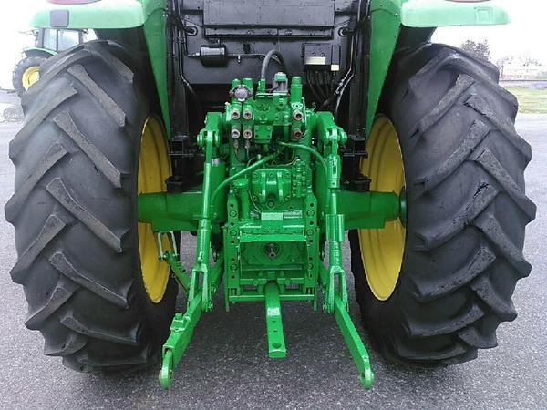 2005 John Deere 6615 Tractor