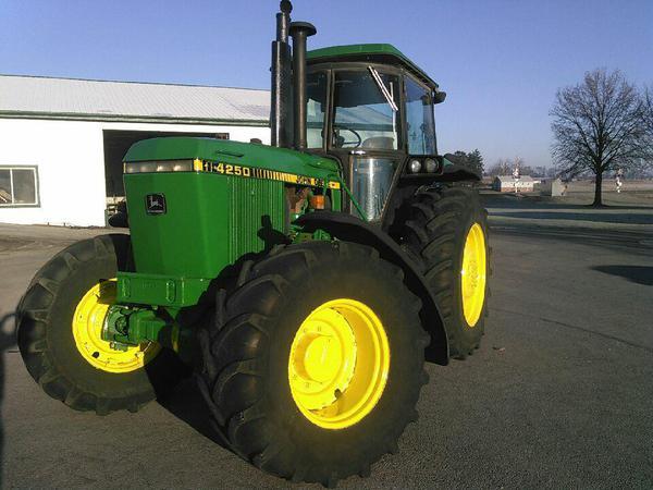 1988 John Deere 4250 Tractor