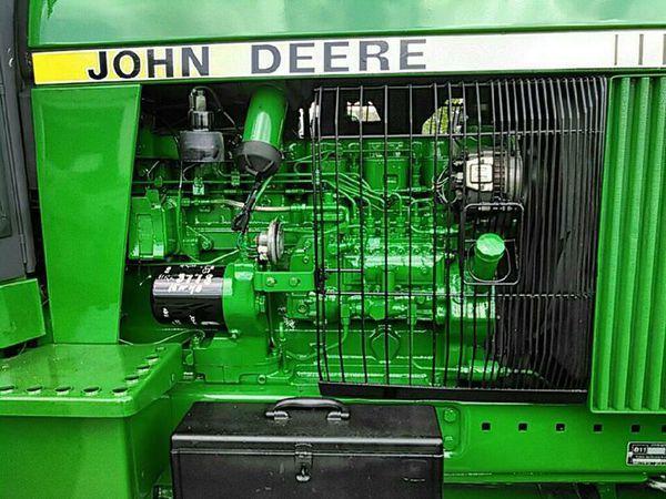 1987 John Deere 4050 Tractor