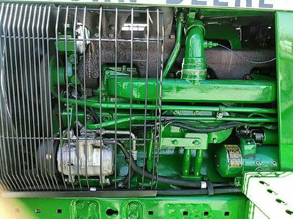 1988 John Deere 4050 Tractor