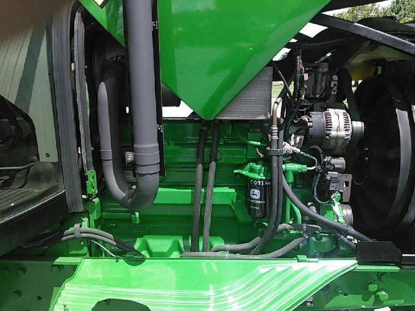 2004 John Deere 6615 Tractor