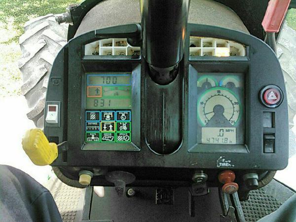 1989 John Deere 4255 Tractor