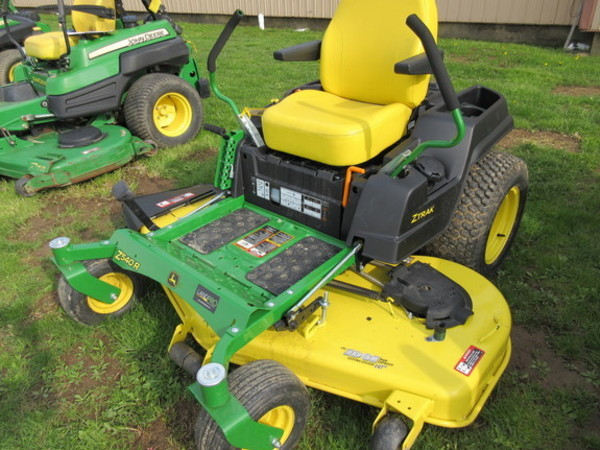 John Deere Z540r Lawn And Garden For Sale Machinery Pete
