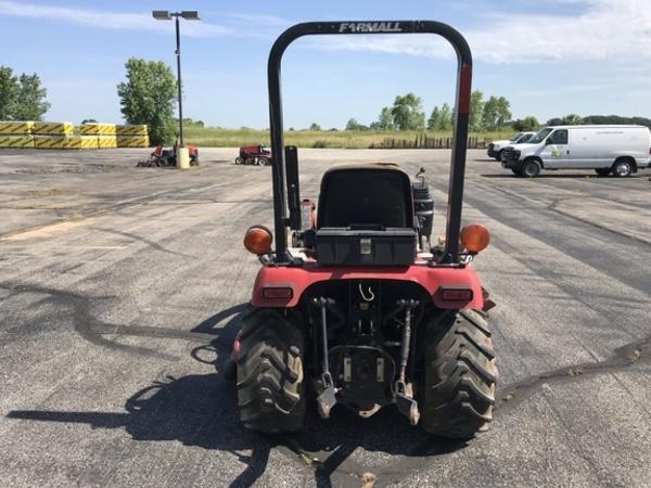 2005 Case IH DX25E Tractor
