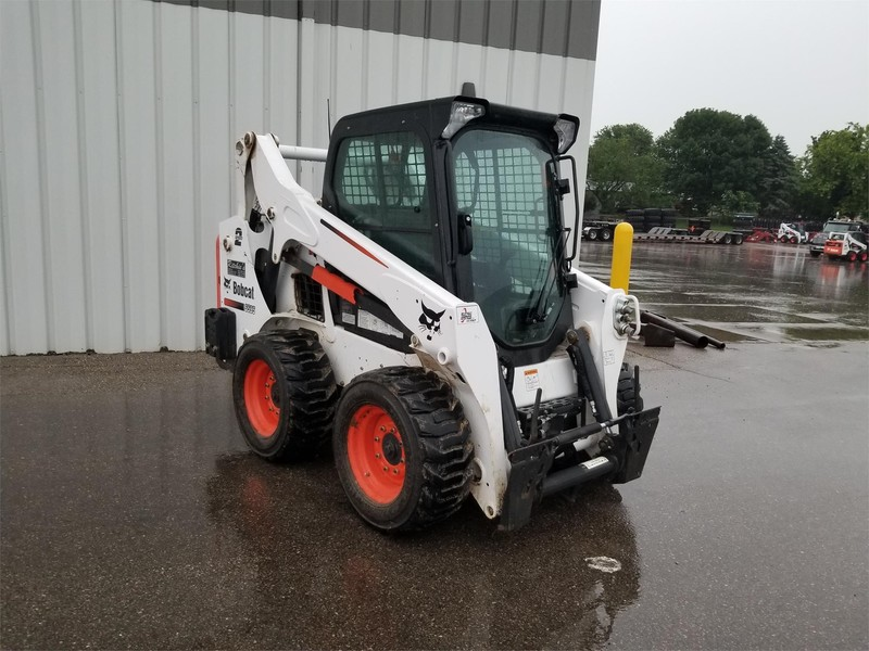 2016 Bobcat S595 Skid Steer
