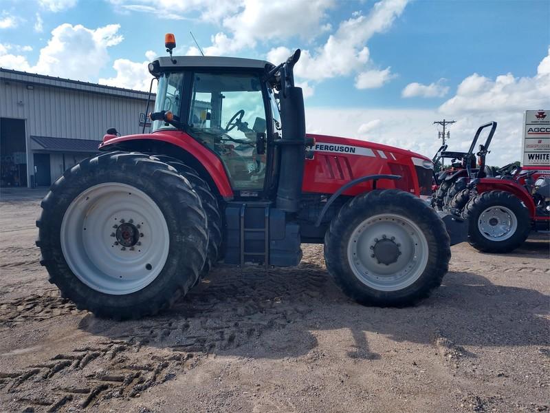 2014 Massey Ferguson 7620 Tractor