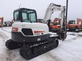 2014 Bobcat E85 Excavators and Mini Excavator