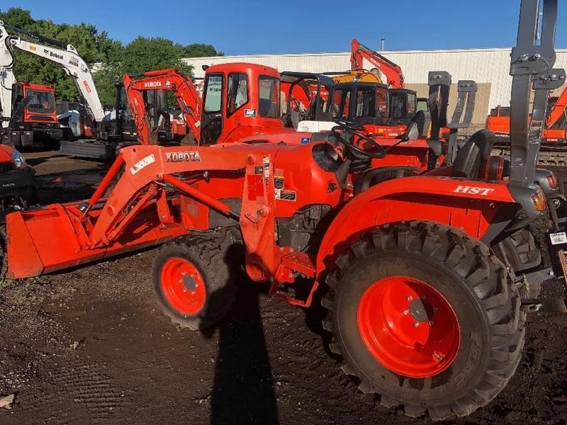 2014 Kubota L3901 Tractor