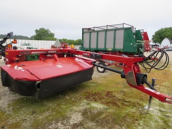 Used Case IH DC92 Mower Conditioners for Sale   Machinery Pete