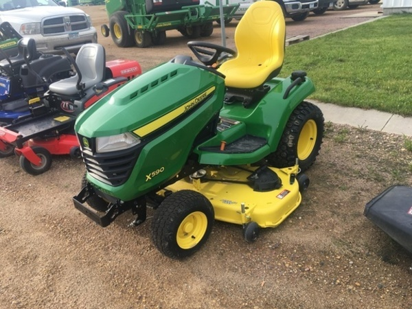 John Deere X590 Lawn and Garden for Sale | Machinery Pete
