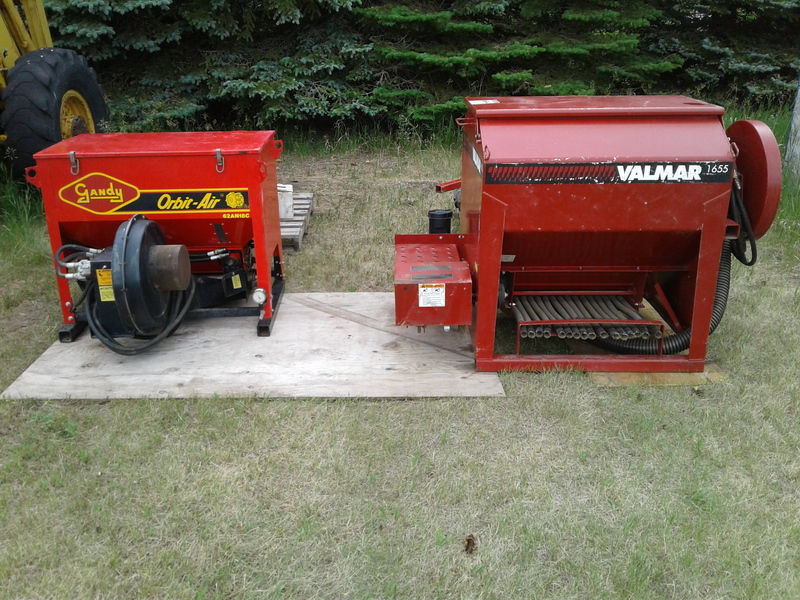 Used Valmar Fertilizer Spreaders for Sale | Machinery Pete