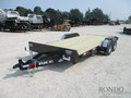 2020 Rice FMCMR8218 Flatbed Trailer