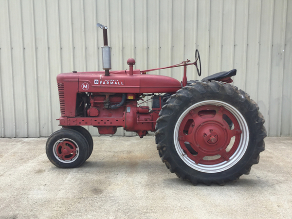 Used Farmall M Tractors for Sale   Machinery Pete