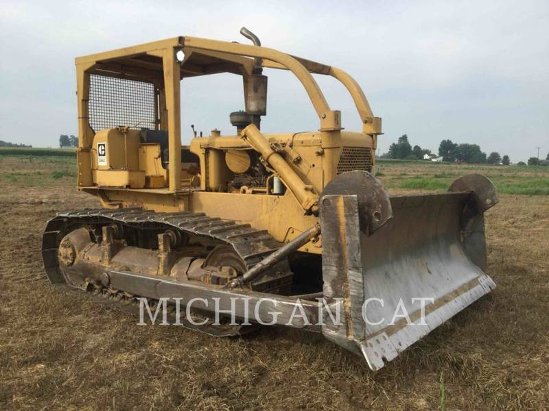 Used Caterpillar D6C Dozers for Sale | Machinery Pete