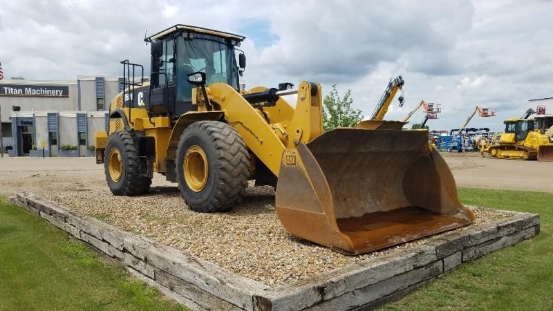 2012 Caterpillar 950K Wheel Loader