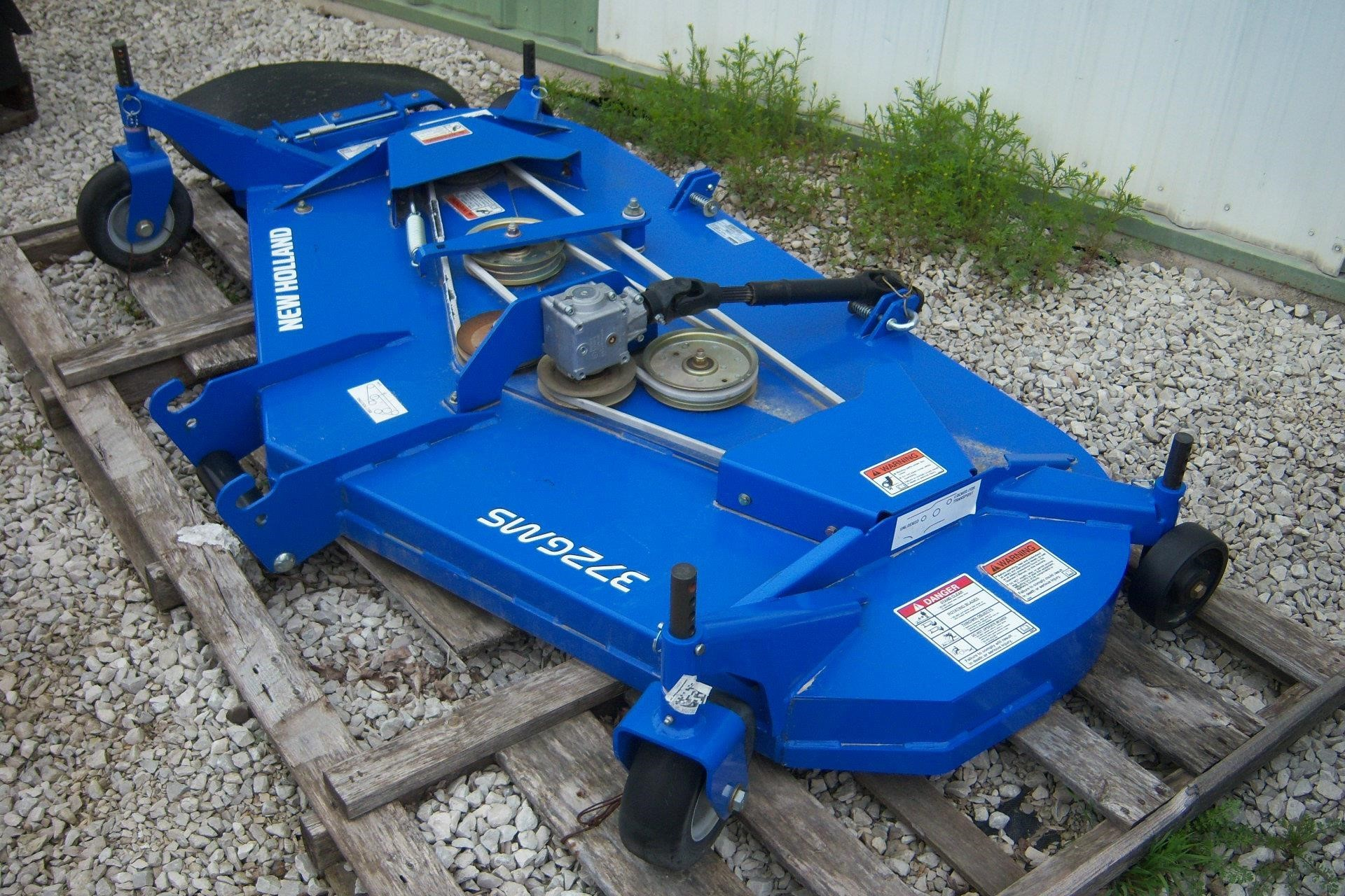 2014 New Holland 372GMS Rotary Cutter