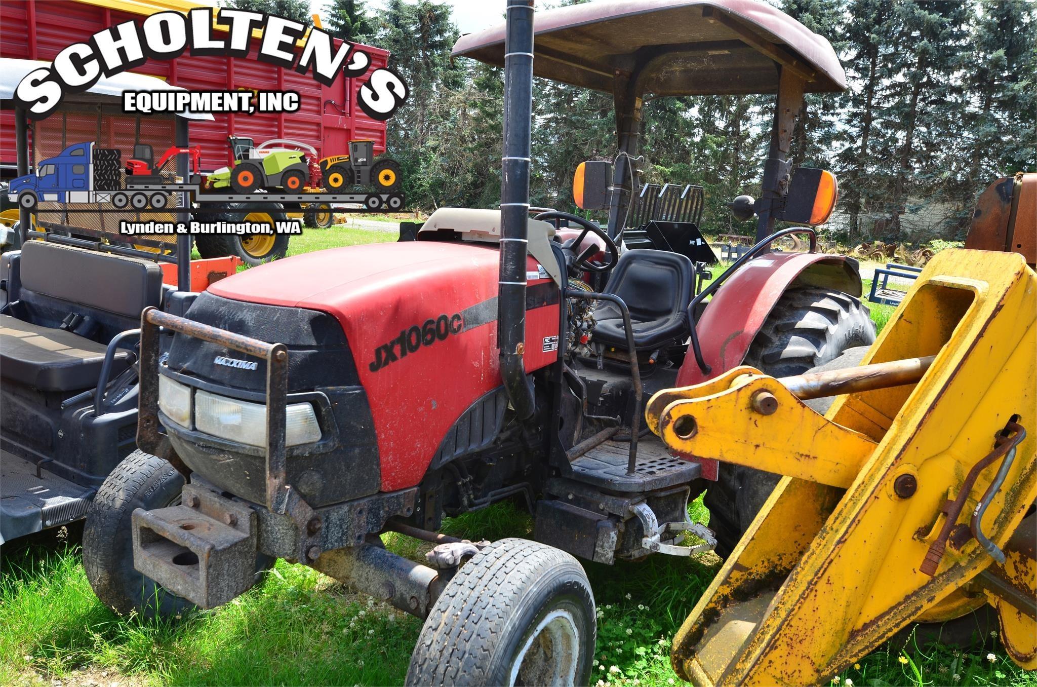 2005 Case IH JX1060C Tractor