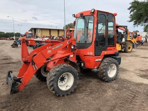 2010 Kubota R520 Wheel Loader