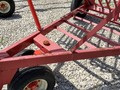 2006 E-Z Trail 100 Bale Wagons and Trailer