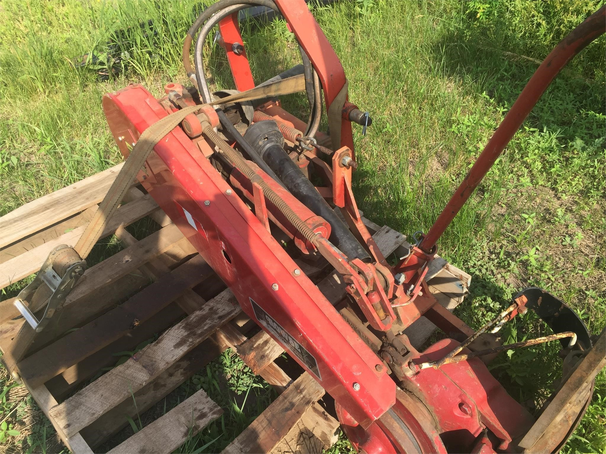 Rowse 930 Sickle Mower