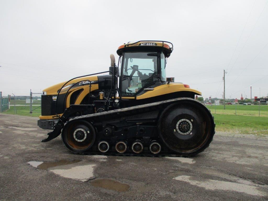 2009 Challenger MT855C Tractor