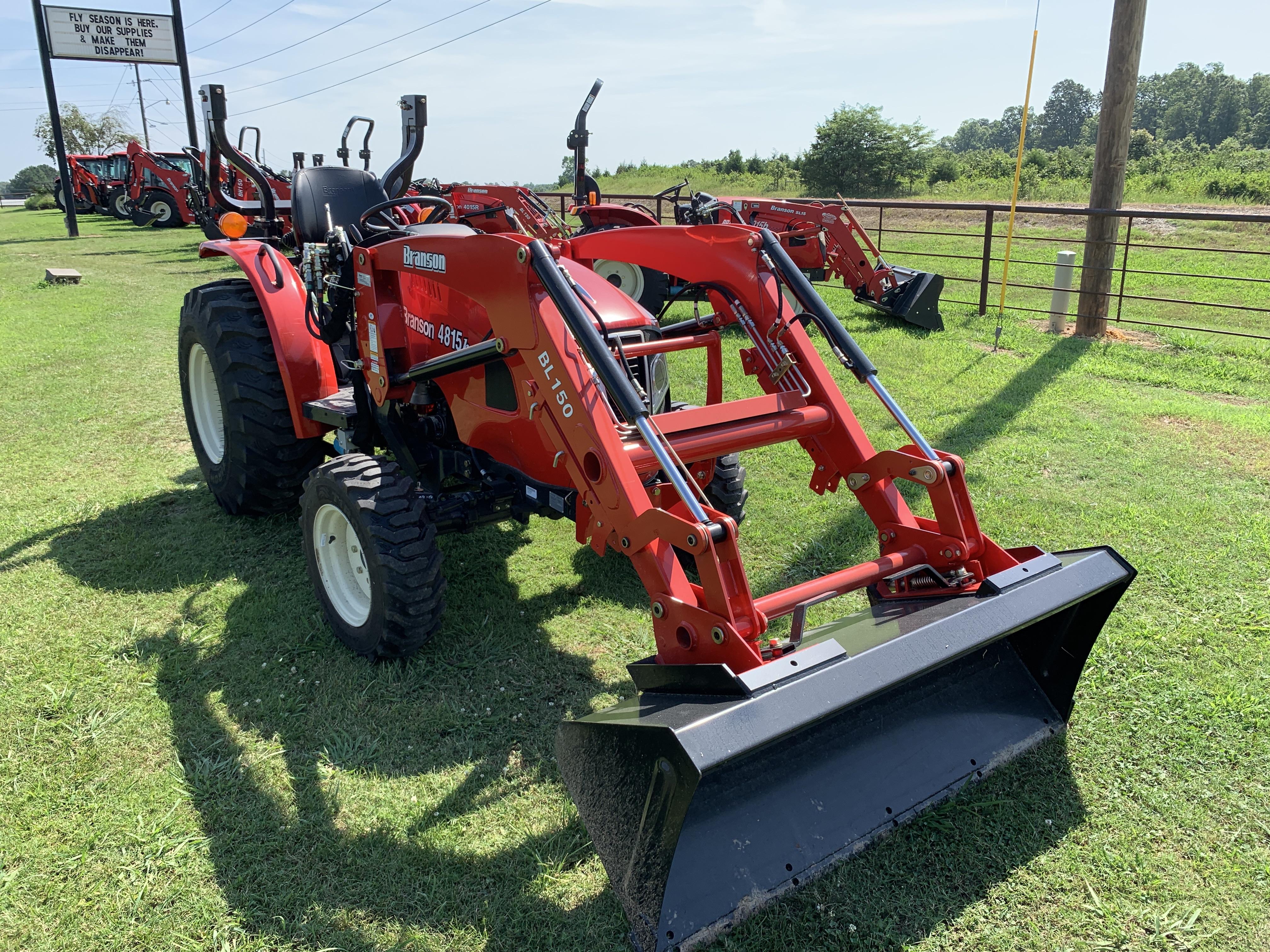 2019 Branson 4815H Tractor