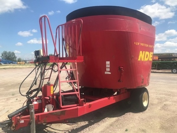 2009 NDE 804 Grinders and Mixer