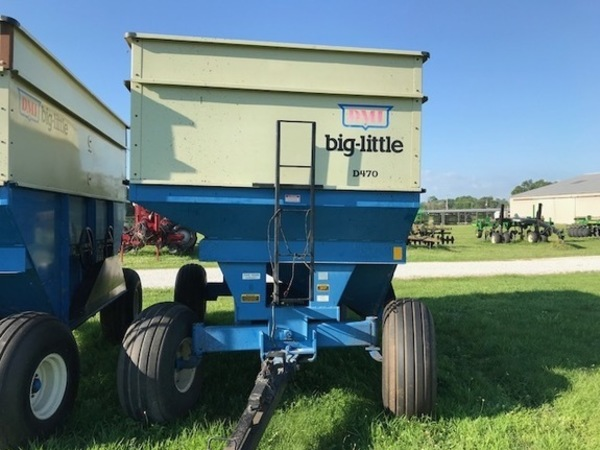 Used DMI Gravity Wagons for Sale   Machinery Pete