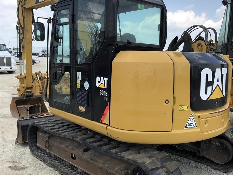 2012 Caterpillar 308E CR SB Excavators and Mini Excavator