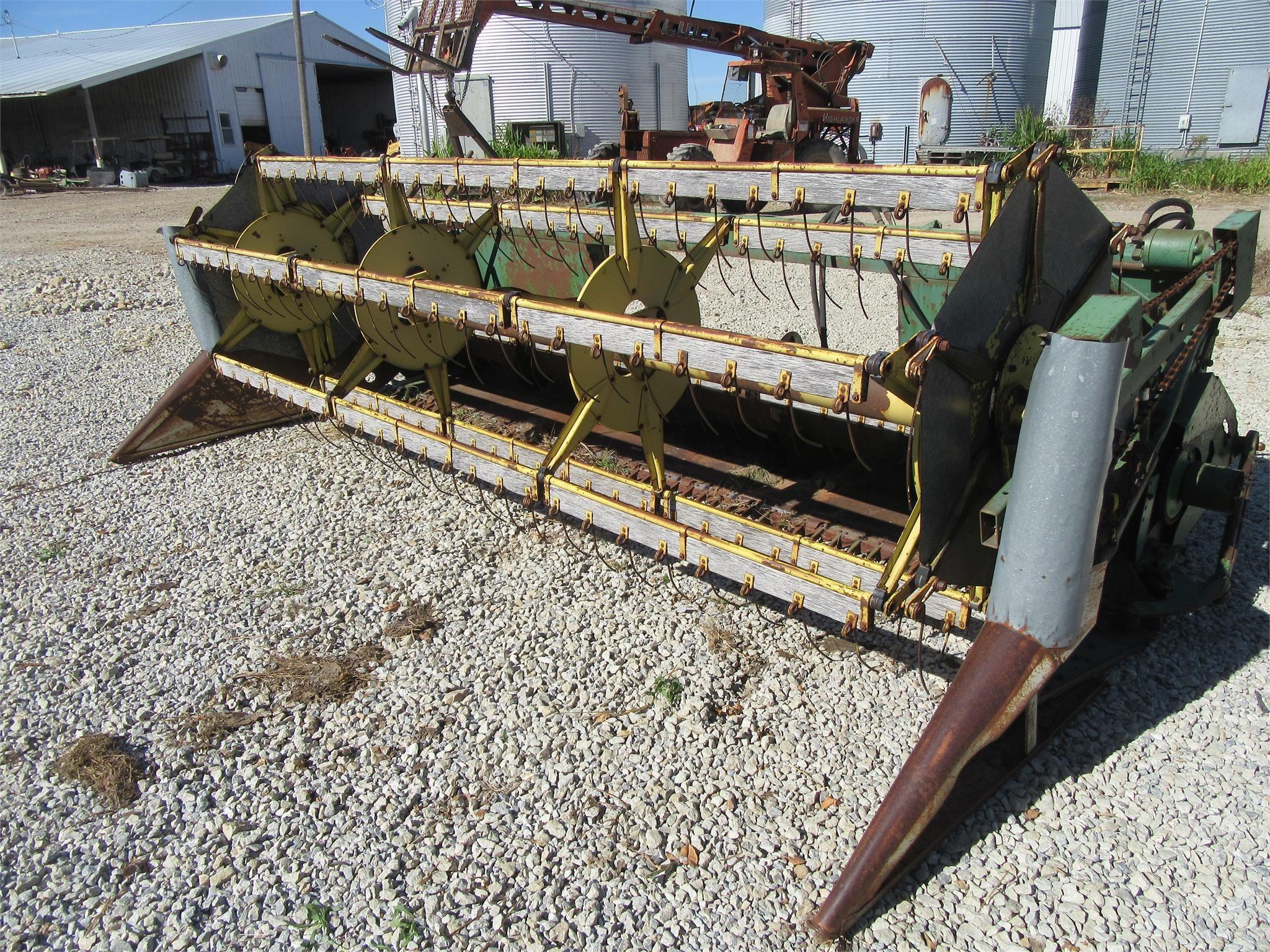 John Deere 213 Platform