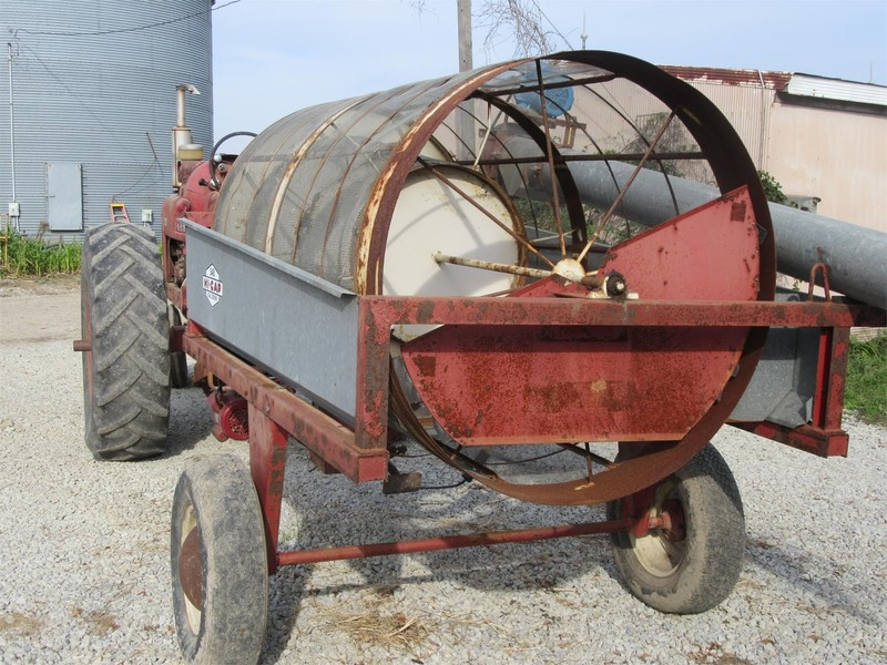 DMC Hi-Cap 548 Grain Cleaner