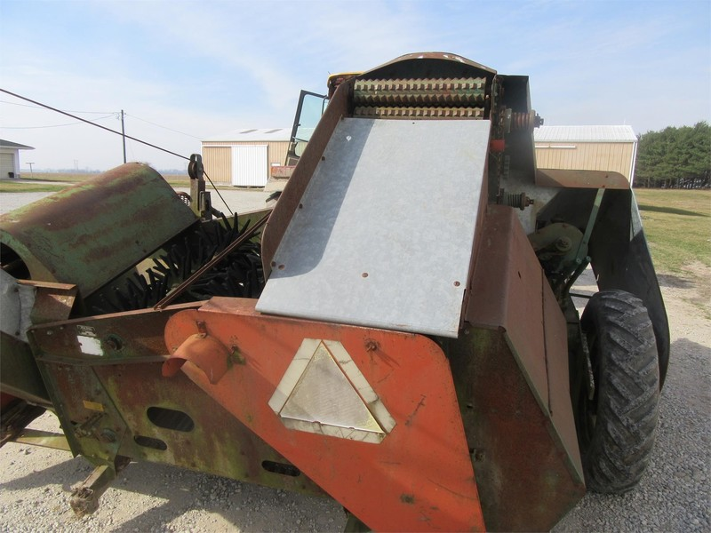 New Idea 324 Corn Picker