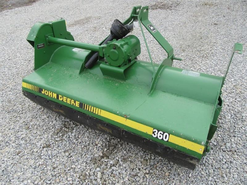 John Deere 360 Disk