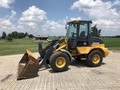 2017 Deere 324K Wheel Loader
