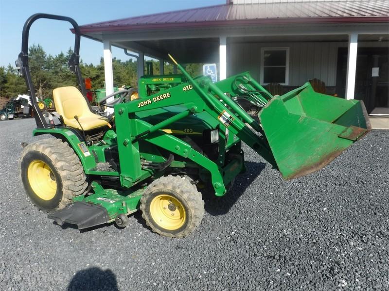 John Deere 4110 Tractors for Sale | Machinery Pete