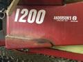2001 Hardi Commander 1200 Pull-Type Sprayer