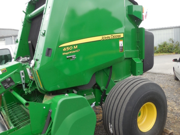 John Deere 450M Round Balers for Sale | Machinery Pete
